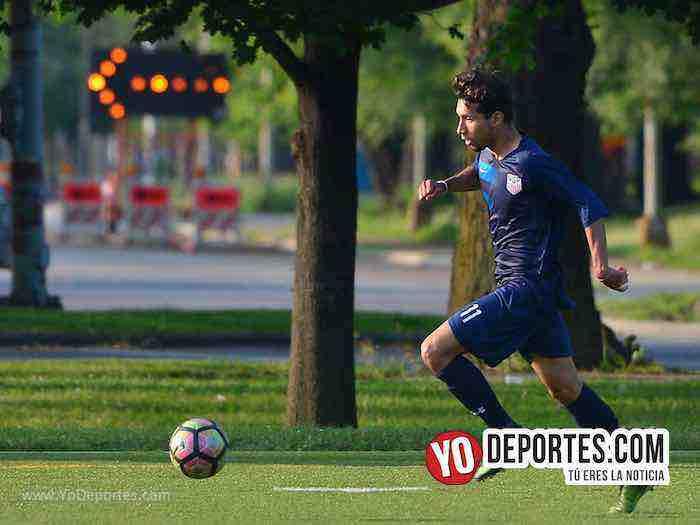 Red Fire-Deportivo 59-Liga Latinoamericana Gage Park Chicago Soccer