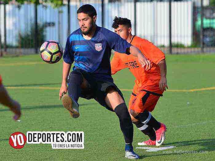 Red Fire-Deportivo 59-Liga Latinoamericana