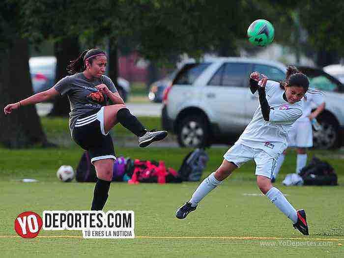 Tigers-Cougars-Women Premier Academy futbol femenil