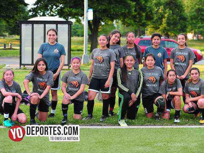 Zarpazo de las Tigers a las Jaguars en la Women Premier