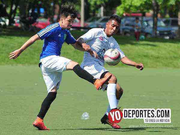 Valle FC-Maravatio-Liga Douglas futbol Chicago soccer