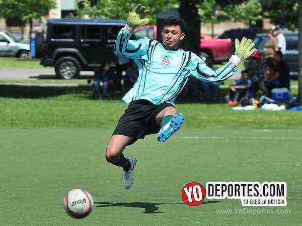 Valle FC-Maravatio-Liga Douglas portero soccer