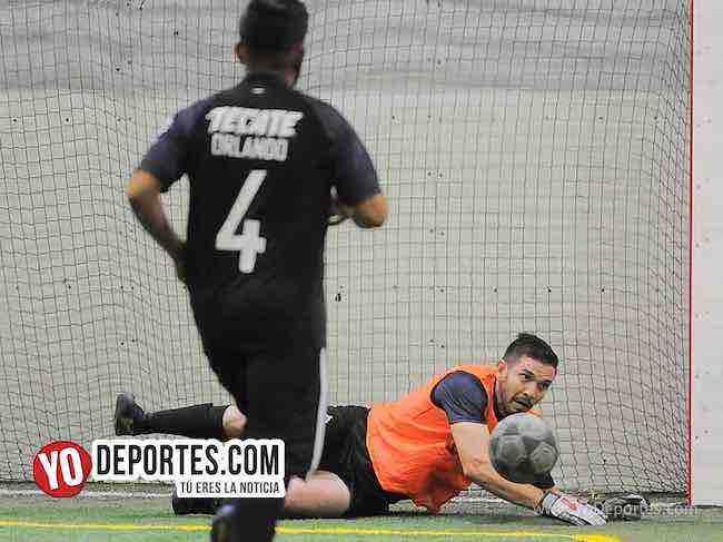 Warriors-Winchester-Liga Latinoamericana Chicago Indoor Sports