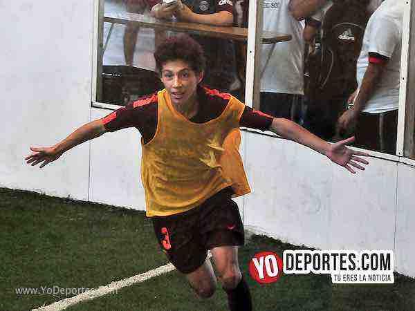 Fernando Alvarez-Barcelona-Amealco final-Copa Fiesta del Sol-Chitown Futbol-Finales