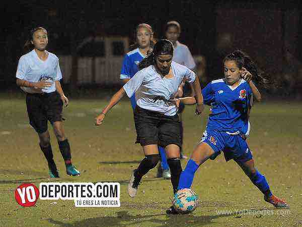 La Juve Wizards-Women Premier Academy Soccer League Futbol de Mujeres