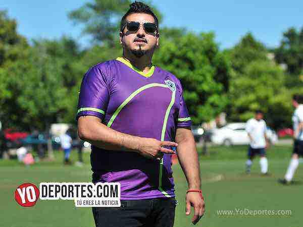 Mike Calderon-Estrella Blanca-Tonalapa-Liga Douglas