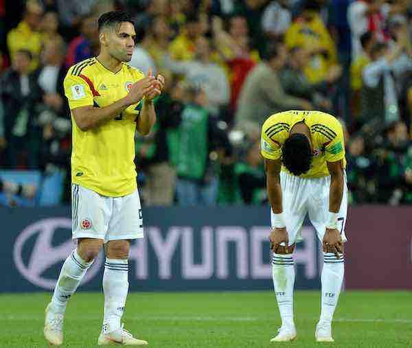 """Radamel Falcao: """"Nos vamos con desazón pero volveremos más fuertes"""""""
