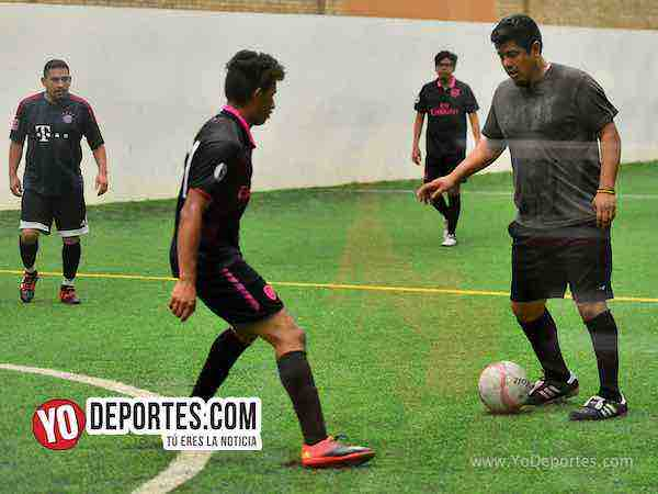 Real Celaya-Los Aztecas-Liga San Francisco futbol en Chicago