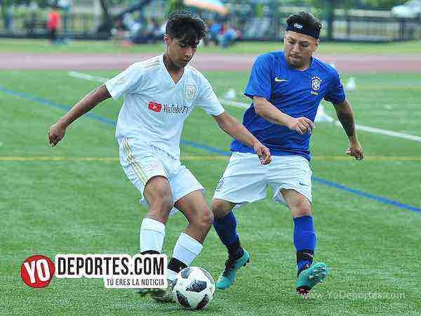 El líder de la Liga Interamericana Tilza Morelos rescata empate en el último minuto