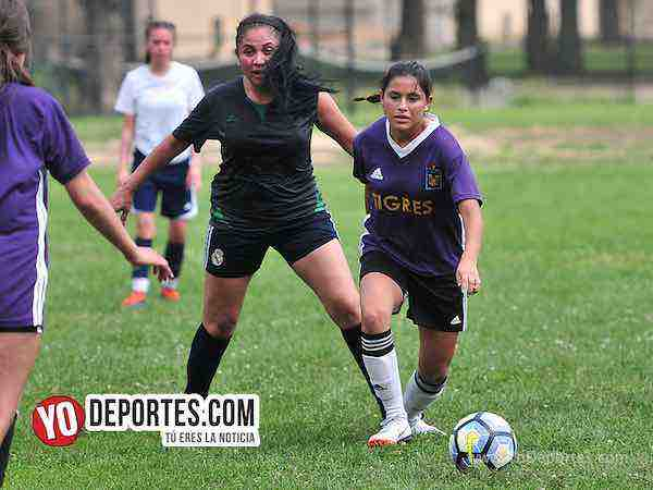 Betis-Tigres-Chicago Women Premier