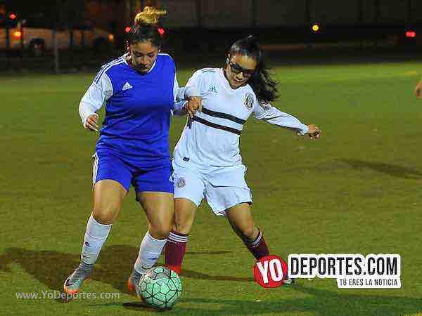 Chicago Real FC elimina a las Jaguars y las semifinales ya están listas en la Chicago Women Premier