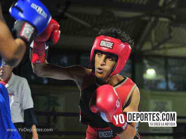 Hamdi Alli vs Uriel Alvarez Chicago Harrison Park Boxing Event 2018