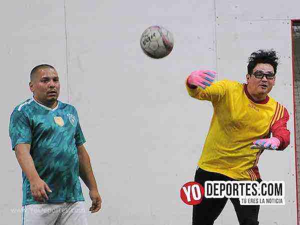 International Chicago y Arcángeles pelean la Primera División Especial de la Liga 5 de Mayo