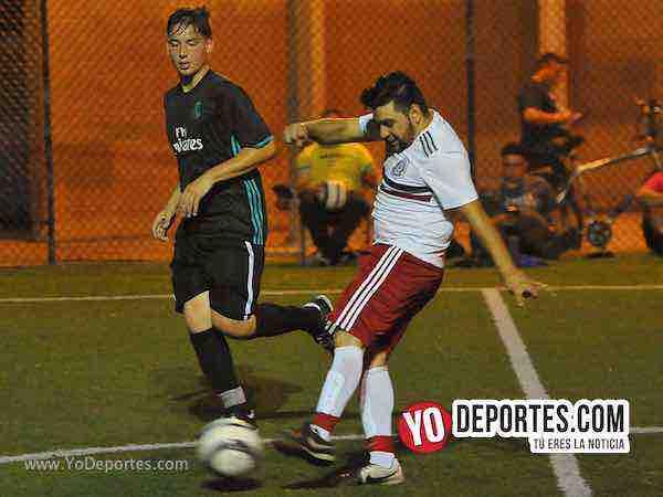 México nuevo líder del Grupo B en la International Champions Cup de Chicago