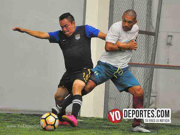 Real Celaya sentencia 4-0 a La Garita y peligra en la Champions de los Martes