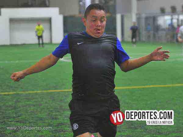 Raúl Torres pone al Real Celaya en la semifinal de la Champions de los Martes
