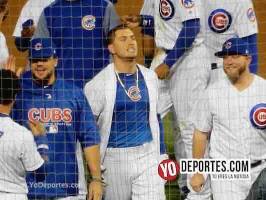 Albert Almora Jr. se viste de héroe y José Quintana sale sin decisión