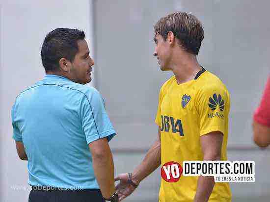Arbitro Antonio Lopez-Southside-Boca Jr- Final COED- Liga San Francisco