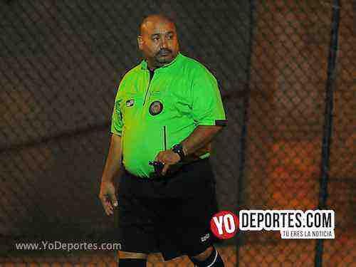 Arbitro Carlos Conejo Aragon-Morelia-Campagnola-International Champions Cup