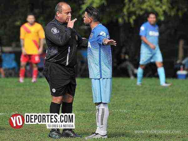 Arbitro Enrique Benitez-Morelos-Chupicuaro-Liga 5 de Mayo
