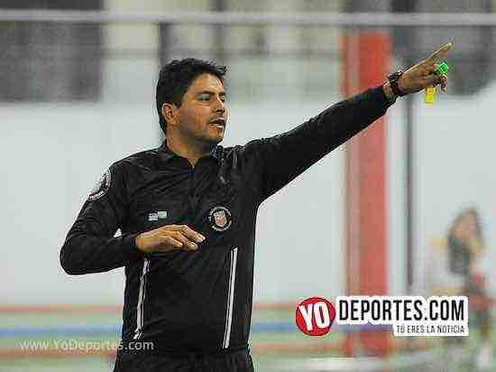 Arbitro Manny Duran-Estrella Roja-Destroyers-Liga Latinoamericana
