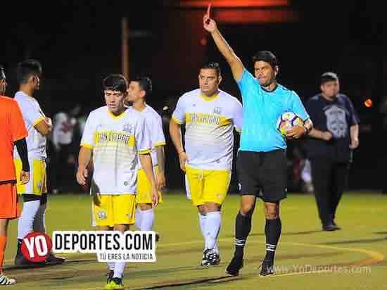 Arbitro Manny Duran-Red Fire-San Lazaro-Liga Latinoamericana-Final