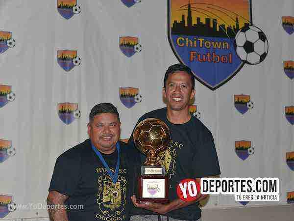 Reynosa conquista el campeón de campeones en Chitown Futbol