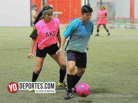Atletico S-Las Mismas-AKD Soccer League-semifinal en Chicago