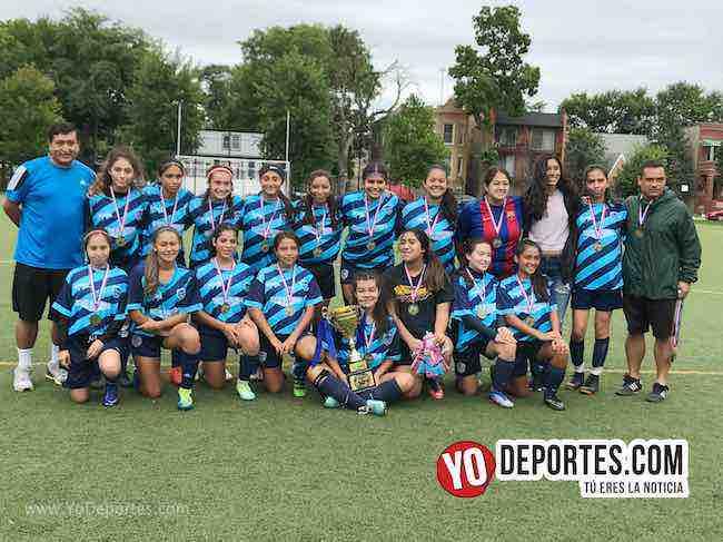 Blus Island- Campeonas-Chicago Women Premier