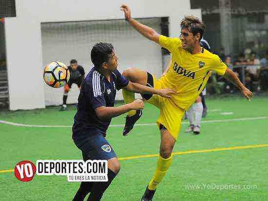 Boca Jr y Real Celaya dejan todo para el juego de vuelta en la Champions de los Martes
