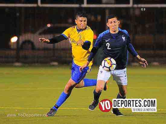 Cachorros-Huapango-Liga Latinoamericana Futbol en Chicago