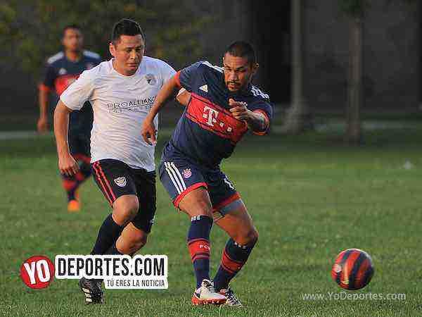 Cafetaleros-Bosque Real-Liga Victoria Ejidal Oscar Tico Rojas