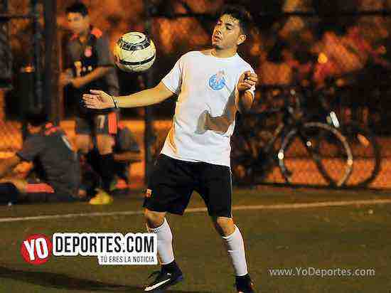 Campagnola-Qarabag-International Champions Cup Chicago Pottawottomie Park