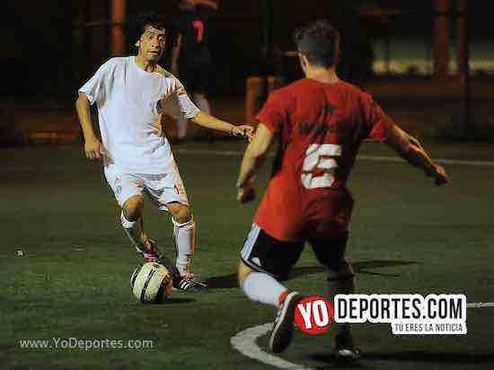 Campagnola-Qarabag-International Champions Cup Futbol Chicago Illinois