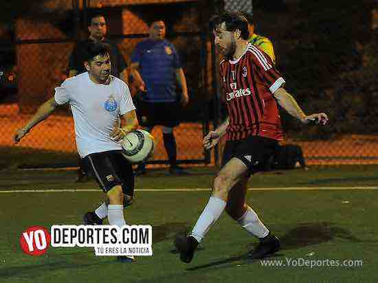Campagnola-Qarabag-International Champions Cup Soccer Chicago
