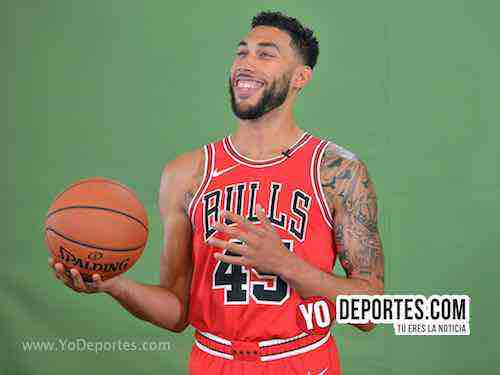 Denzel Valentine-Chicago Bulls Media Day
