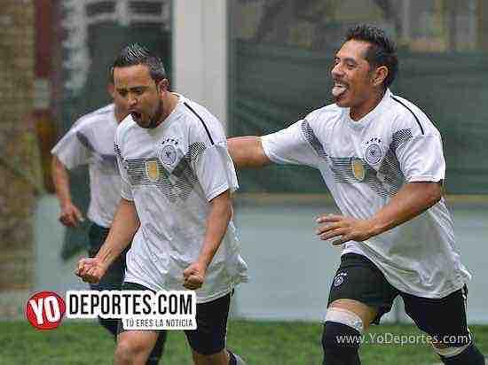 Diablos-Chona-Liga Jalisco Soccer League futbol