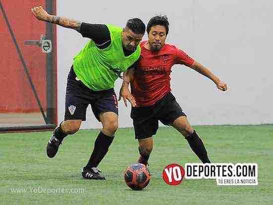 Estrella Roja-Destroyers-Liga Latinoamericana Soccer League