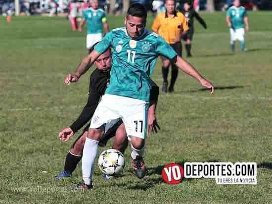 FC Maya Mil con boleto a la final de la Liga Douglas