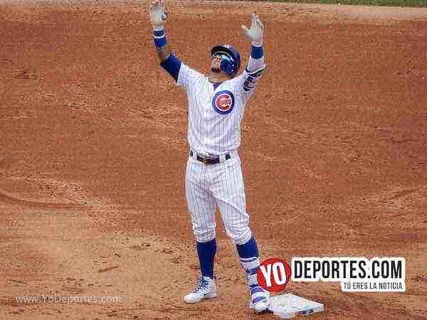Javier Baez juega sin presión y quiere el Guante de Oro en segunda base