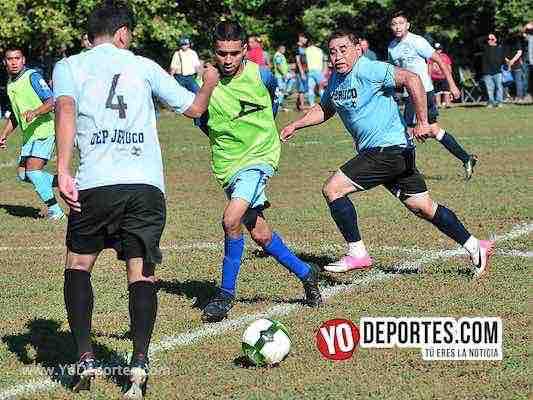 Jeruco-Morelos-Liga 5 de Mayo-semifinal Chicago Sherman Park