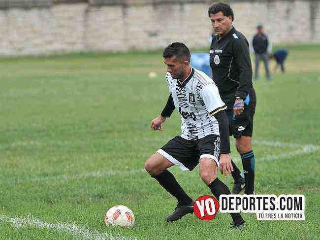 Jorge Casas-Ludoviko-La Paera-Liga Victoria Ejidal-Arbitro Javier Torres El Chino
