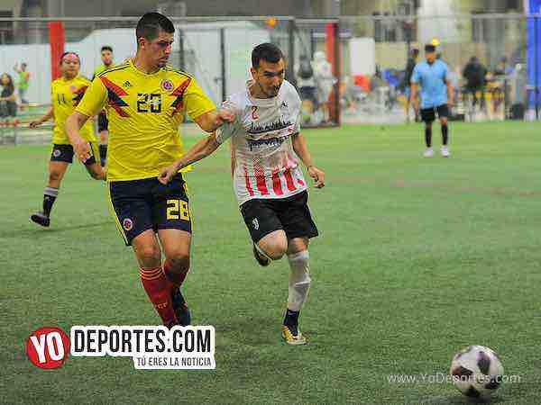 Juventus-Cafeteros-Liga Latinoamericana Soccer League Chicago