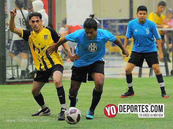 Juventus-Cafeteros-Liga Latinoamericana