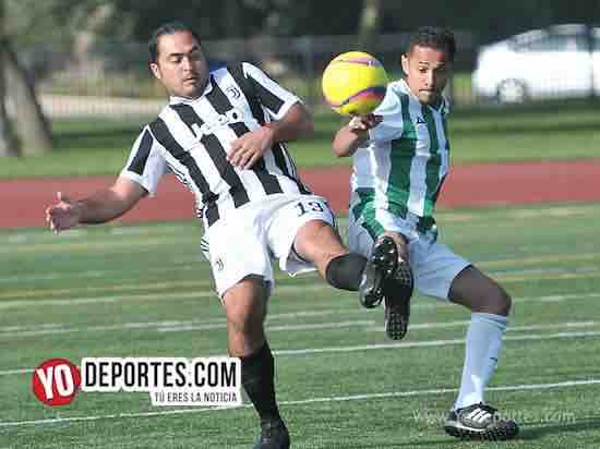 Juventus-Leon-Liga Interamericana Soccer League