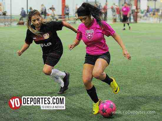 Muchos Nachos fuera, Flash avanza a la final de AKD Soccer League