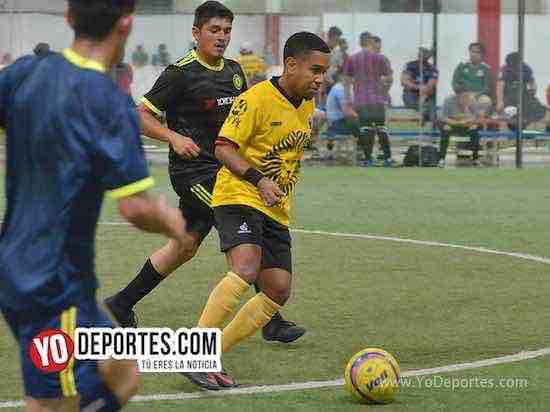 Leones Negros-Callejoneros-Liga 5 de Mayo Futbol Chicago