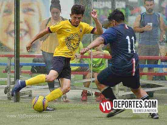 Leones Negros-Callejoneros-Liga 5 de Mayo Soccer League