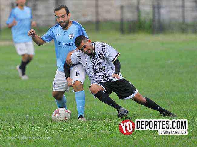Ludovijo a la semifinal de veteranos en la Liga Victoria Ejidal