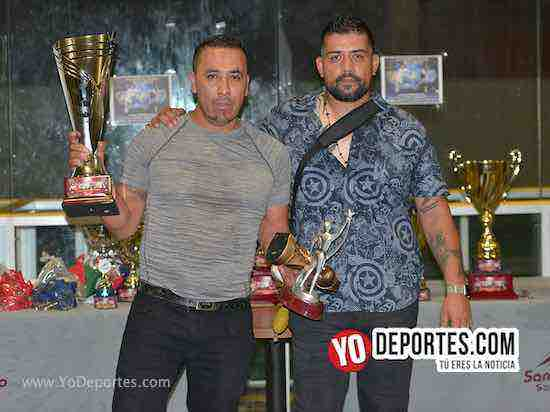 Mike Lopez-Francisco Castro-Southside-Boca Jr- Final COED- Liga San Francisco
